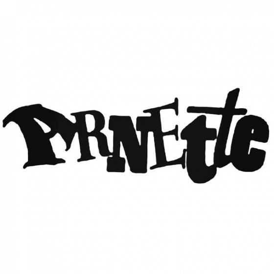 Arnette Letters Surfing...