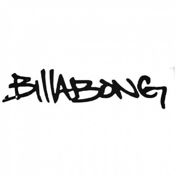 Billabong Funky Text...