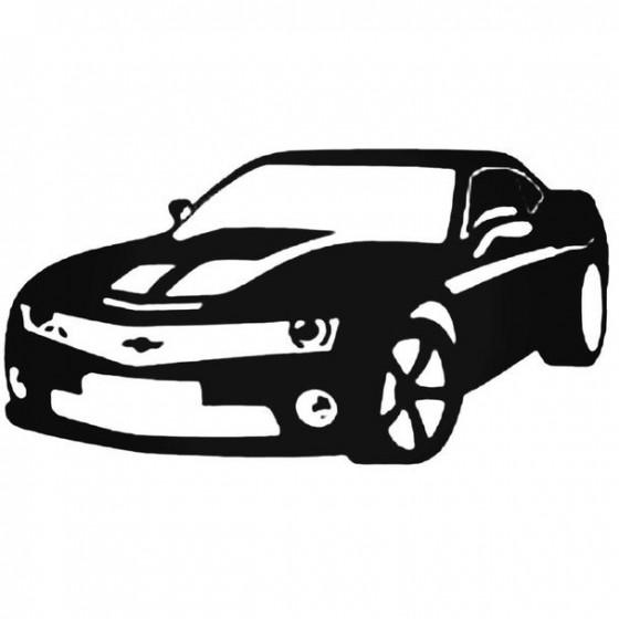 Chevrolet Camaro Sticker