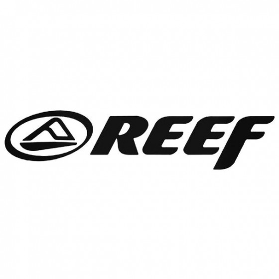 Corporate Logo Reef Surfing...