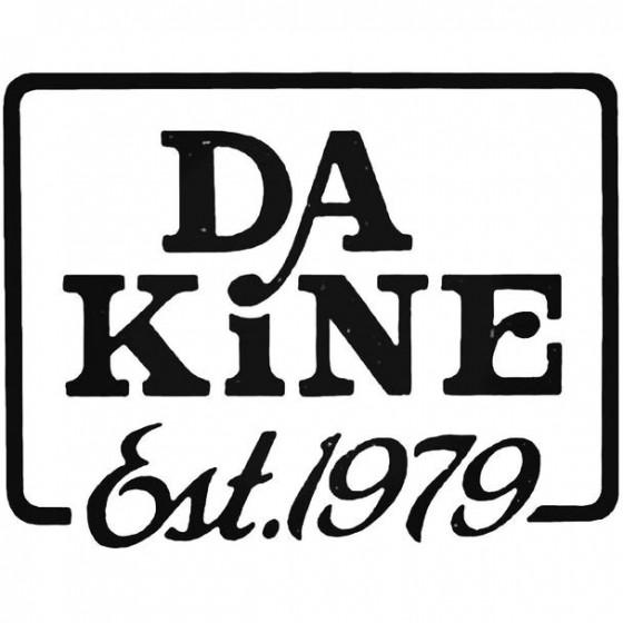 Dakine 1979 Surfing Decal...