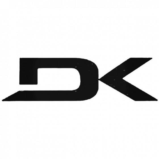 Dakine Dk Surfing Decal...