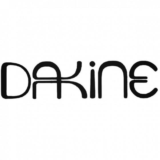 Dakine Girls Surfing Decal...