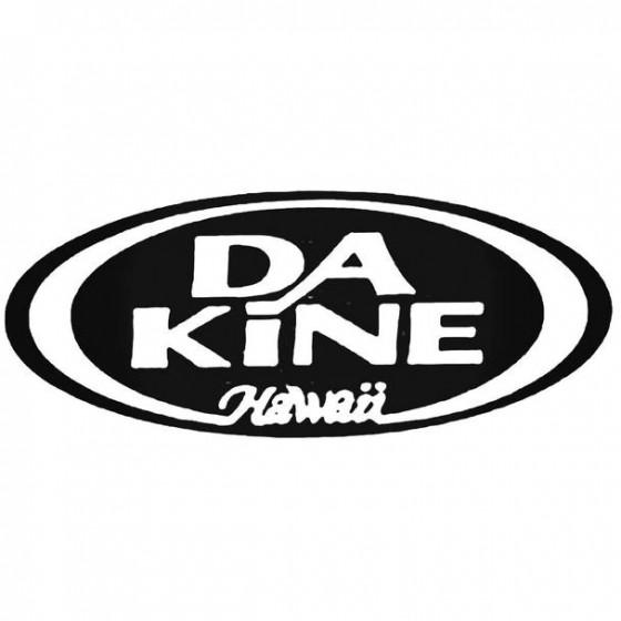 Dakine Hawaii Surfing Decal...