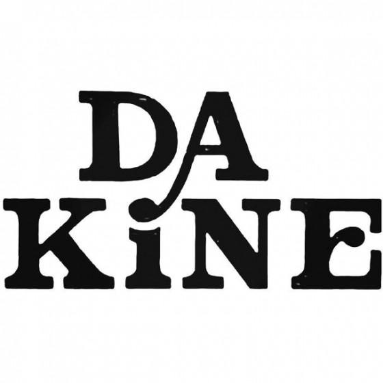 Dakine Swirly Surfing Decal...