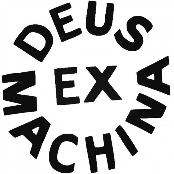 Deus Ex Machina Dot Surfing...