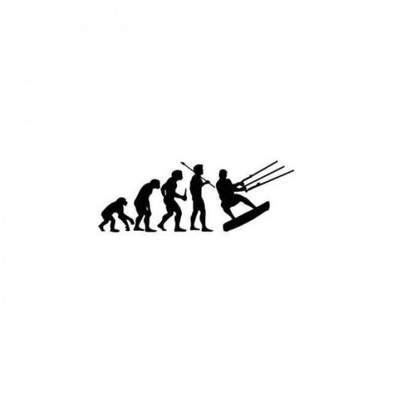 Evolution Kitesurfing...