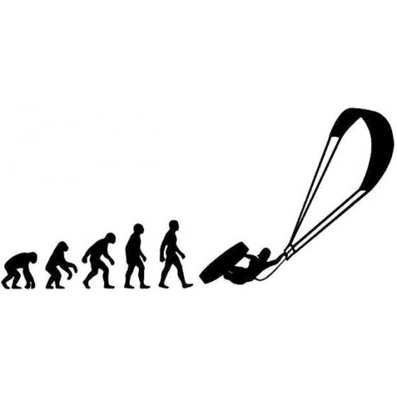 Evolution Of Kitesurfing...