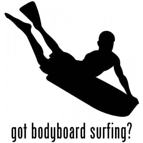 Got Bodyboard Surfing V2...
