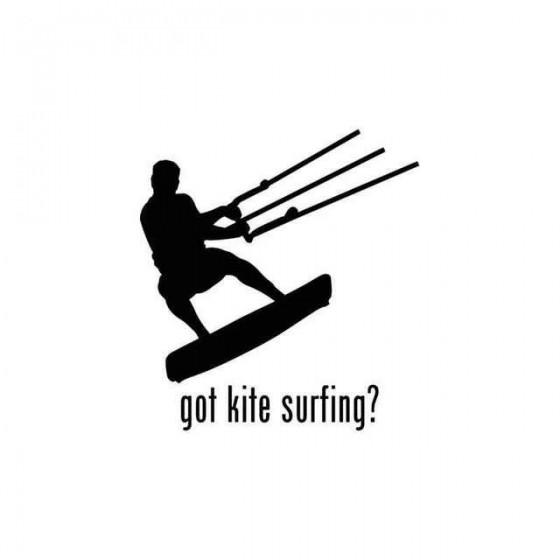 Got Kite Surfing Style 1...