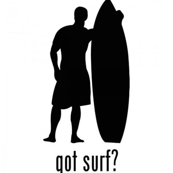 Got Surf Style 1 Vinyl...