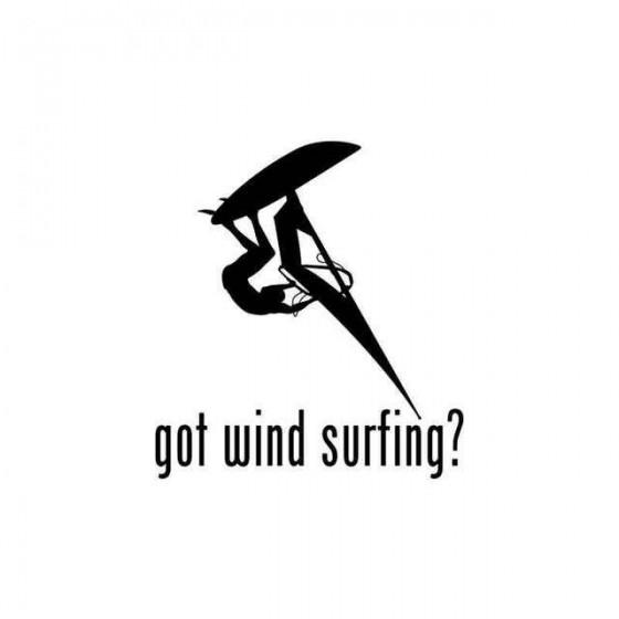 Got Wind Surfing Vinyl...