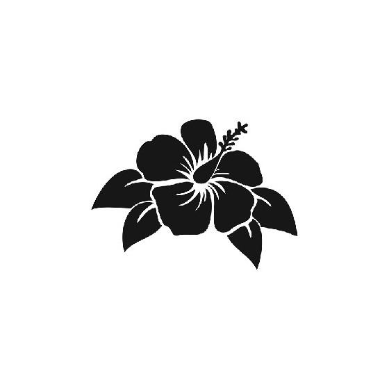 Hibiscus Flower Island Die...