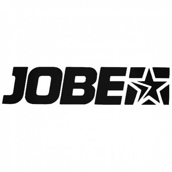 Jobe Full Surfing Decal...