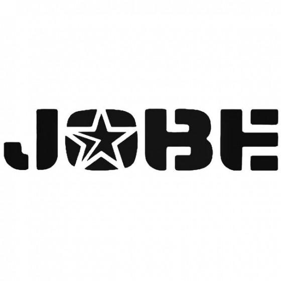 Jobe Stencil Long Surfing...