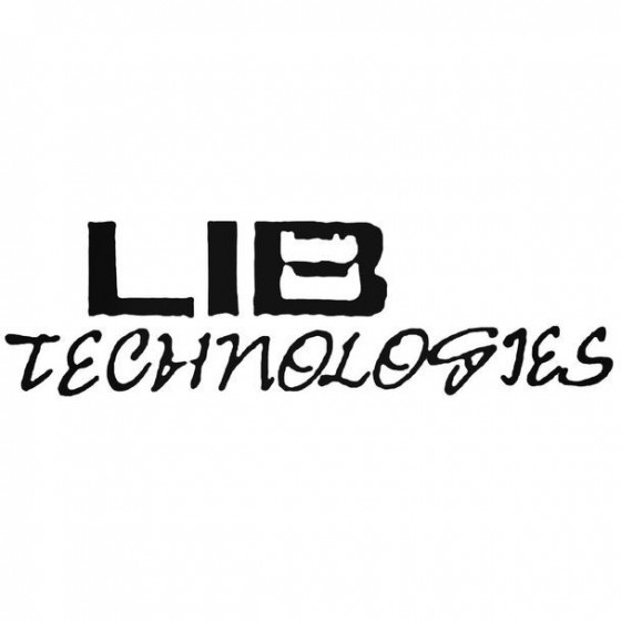Lib Technologies Text...