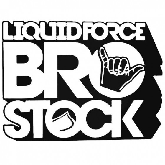 Liquid Force Bro Stock...