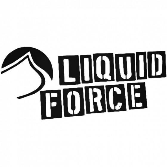 Liquid Force Stencil...