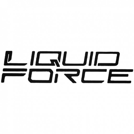 Liquid Force Text Skinny...