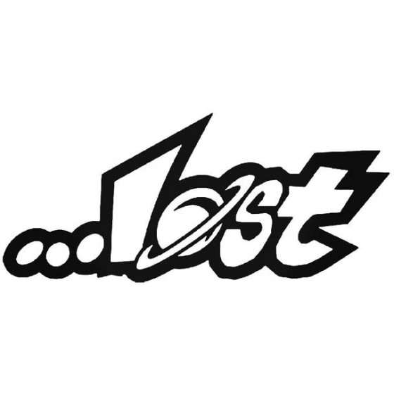 Lost Surf Logo Vinyl Decal...