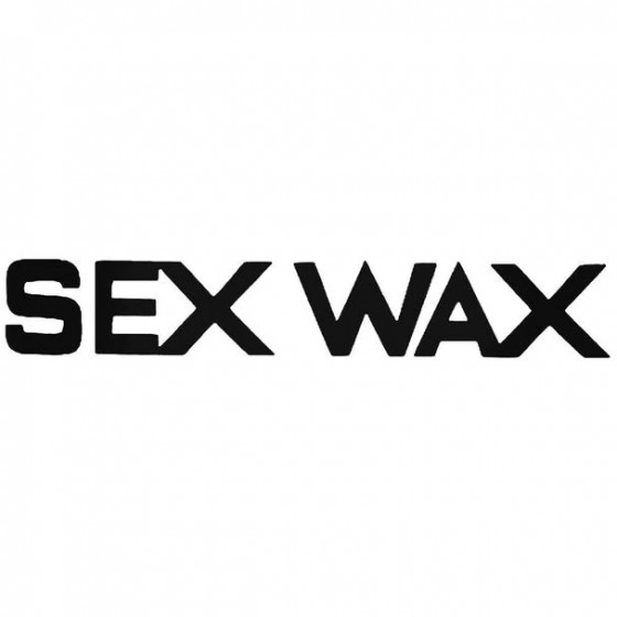 Mr Zogs Sex Wax Text...