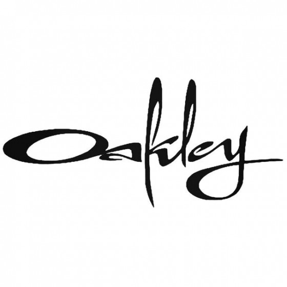 Oakley Spike Surfing Decal...