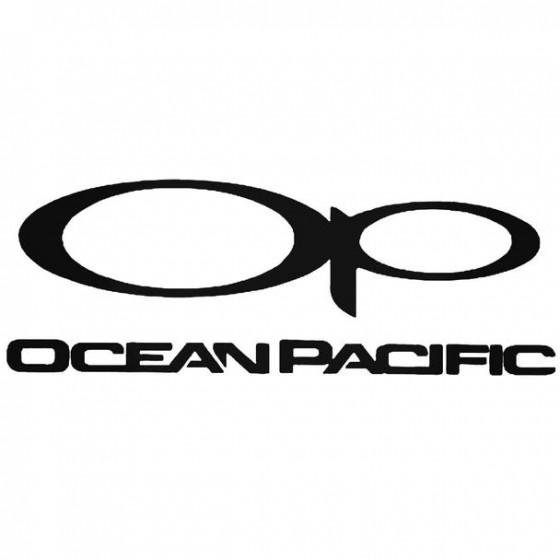 Ocean Pacific Both Surfing...