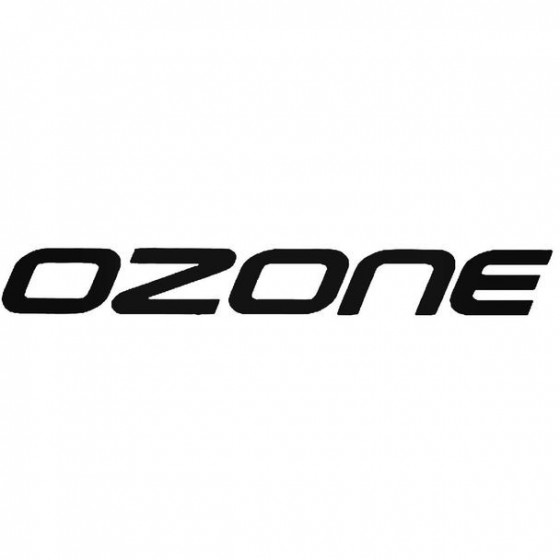 Ozone Text Surfing Decal...