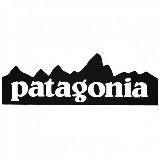 Patagonia Mountain Surfing...
