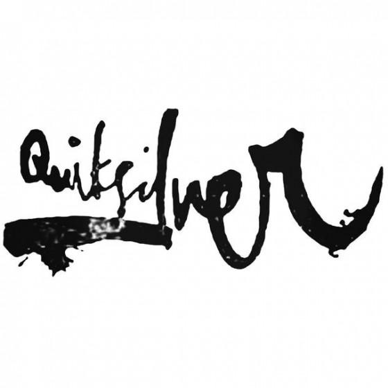 Quiksilver Ink Surfing...