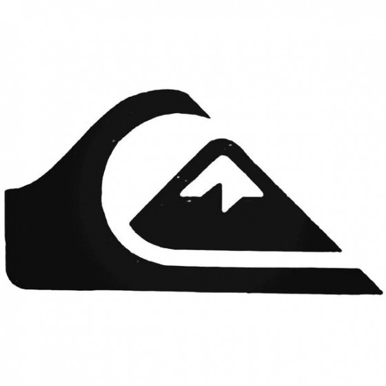 Quiksilver Surfing Decal...