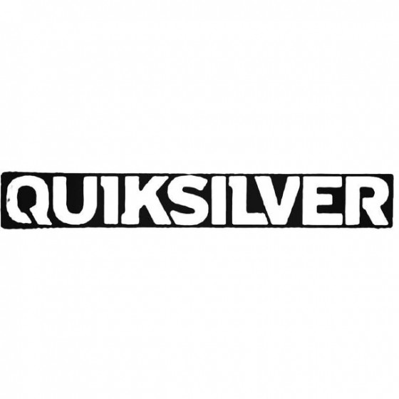 Quiksilver Tech Block...