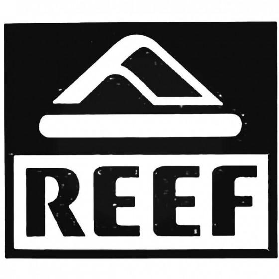 Reef Block Surfing Decal...