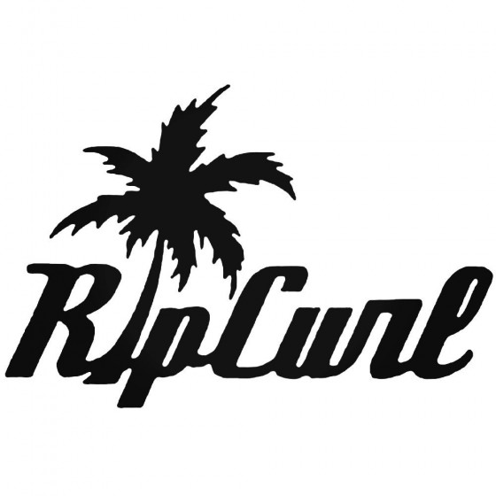 Rip Curl Aloha Text Surfing...