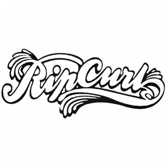 Rip Curl Fancy Surfing...