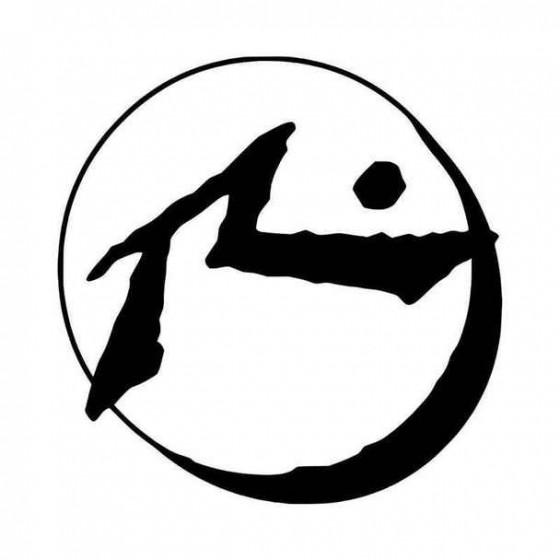 Rusty Surfboards Logo Vinyl...