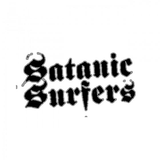 Satanic Surfers Rock Band...