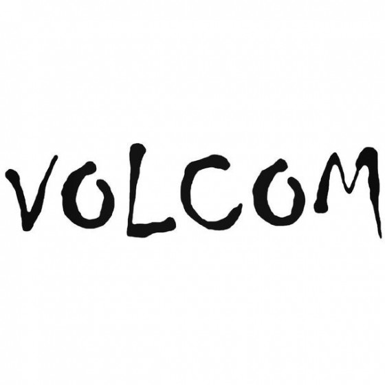 Volcom Text Splat Surfing...