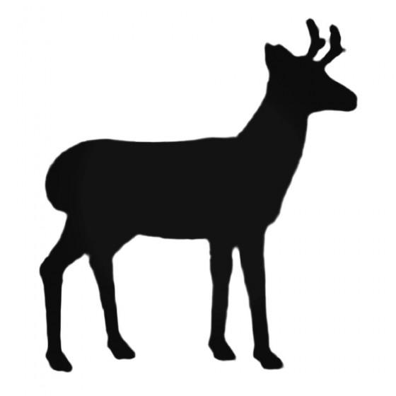 Antelope Decal Sticker V15