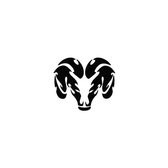 Antelope Decal Sticker V34