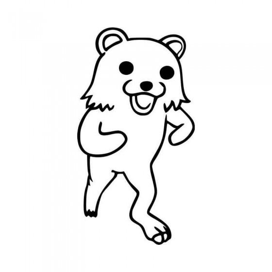 Bear Vinyl Decal Sticker V108