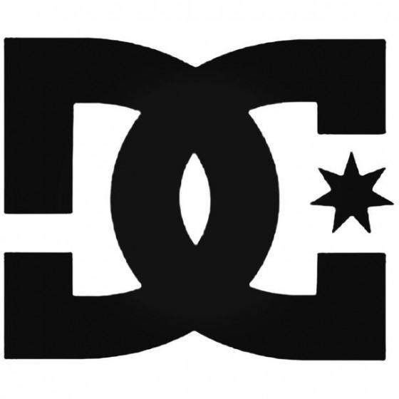 Dc Decal Sticker