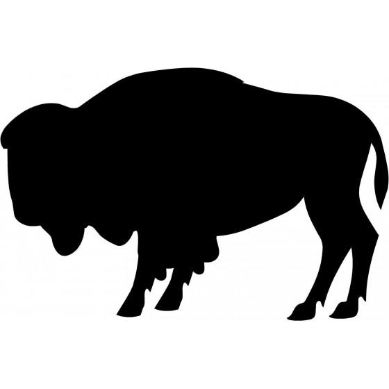 Buffalo Vinyl Decal Sticker...