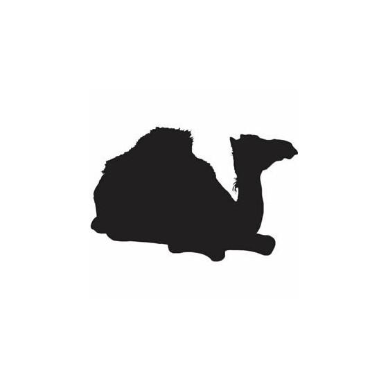 Camel Vinyl Decal Sticker V14