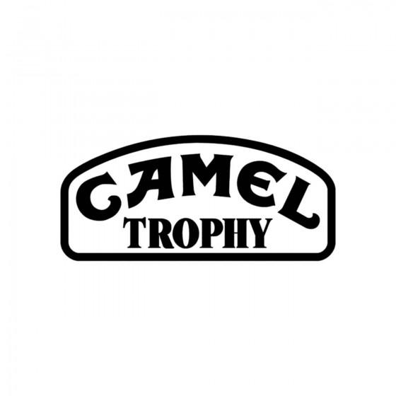 Camel Vinyl Decal Sticker V19