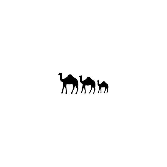 Camel Vinyl Decal Sticker V3