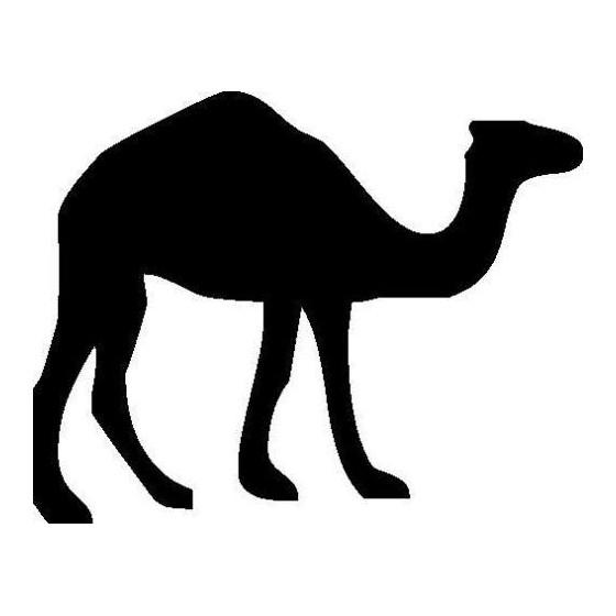 Camel Vinyl Decal Sticker V35