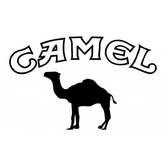 Camel Vinyl Decal Sticker V36