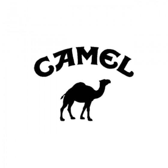 Camel Vinyl Decal Sticker V5
