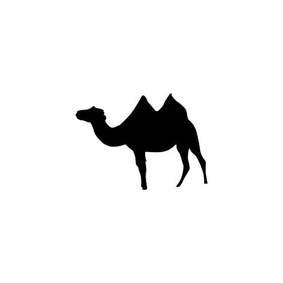 Camel Vinyl Decal Sticker V57